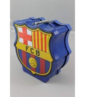 Salvadanaio latta Barcellona