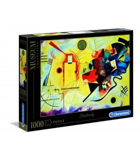 Puzzle Clementoni Museum Collection 1000 pz. Louvre