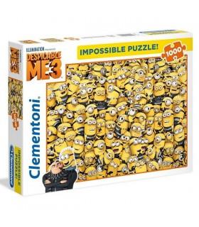 Puzzle Supercolor Clementoni Maxi 104 pz. Minion