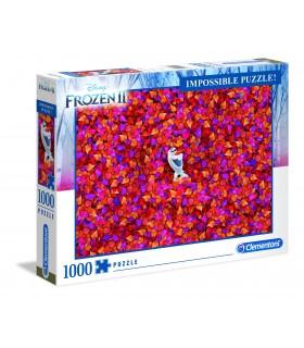 Puzzle  Clementoni Maxi 1000 pz. Frozen 2