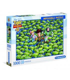 Puzzle  Clementoni Impossible 1000 pz. Toy Story 4