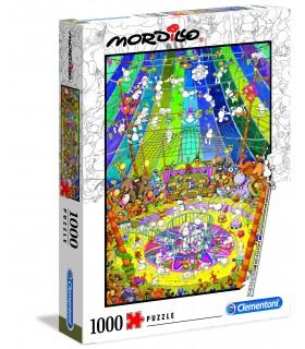 Puzzle Clementoni 1000 pz. Mordillo
