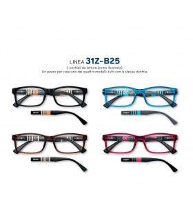 Ricarica Occhiali da Lettura Zippo Mod. B21 da 4 pz. Diottria + 3.50