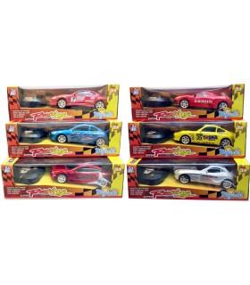 Auto Racing Scala 1:24 con Luci e Suoni