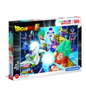 Puzzle Supercolor Clementoni Maxi 180 pz. Dragon Ball