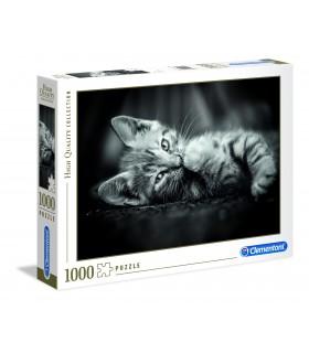 Puzzle Clementoni Collection  1000 pz. Cat&Bunny