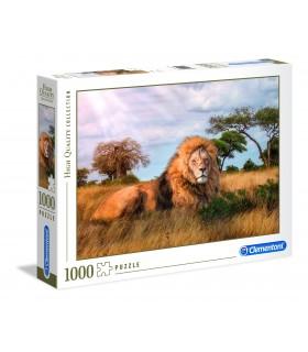 Puzzle Clementoni Collection  1000 pz. The King
