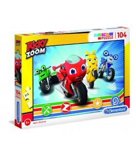 Puzzle Supercolor Clementoni Maxi 104 pz. Ricky Zoom