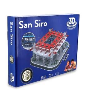 Puzzle 3D Stadio San Siro F.C. Inter