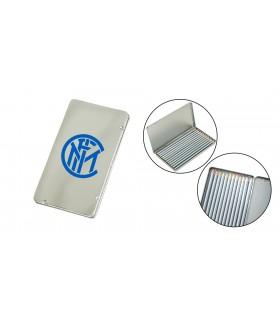 Confezione di Metallo F.C. Inter con 12 Matite colorate