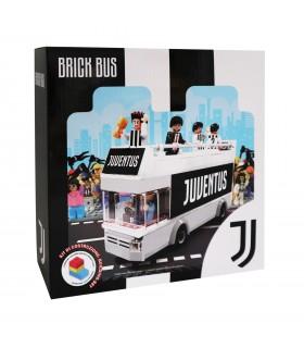 Brick Bus F.C. Juventus con Personaggi