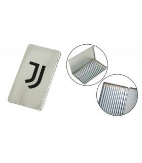 Confezione di Metallo F.C. Juventus con 12 Matite colorate