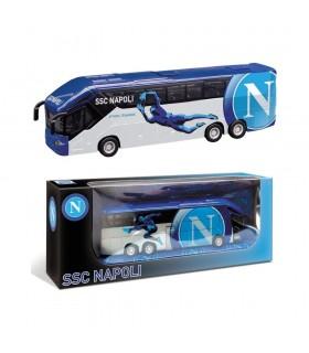 Modellino Bus Squadra SSC Napoli