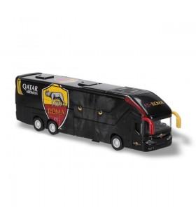 Modellino Bus Squadra A.S. Roma
