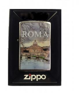 Zippo Roma Tevere