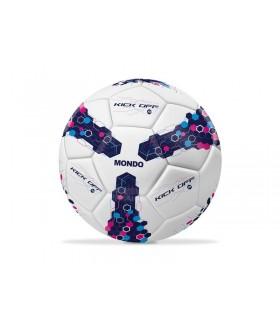 Pallone Cuoio Kick Off Size 5 colori assortiti