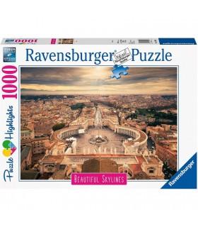 Puzzle Ravensburger 70x50 cm. 1000 pz. Roma