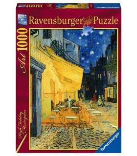 Puzzle Ravensburger 70x50 cm. 1000 pz. Van Gogh Caffè di Notte