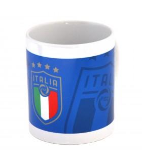 Tazza in Ceramica Italia con interno Bianco Confezionata in scatola da Regalo