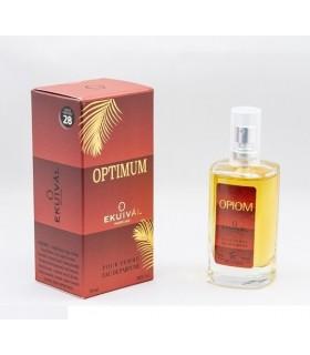 Profumo Ekuival Ispirato a Opium di Y.S Laurent da 50 ml  N.0005