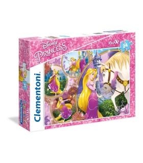 Puzzle Clementoni Maxi 24 pz. Principesse Disney