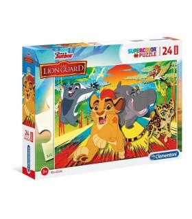 Puzzle Supercolor Clementoni Maxi 24 pz. Il Re Leone