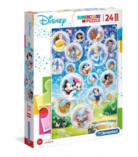 Puzzle Clementoni Maxi 24 pz. Disney Classic