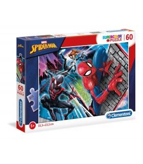 Puzzle Supercolor Clementoni Maxi 60 pz. Spider Man
