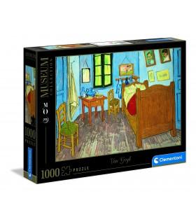 Puzzle Clementoni Collection 1000 pz. Museum Chambre Arke Van Gogh