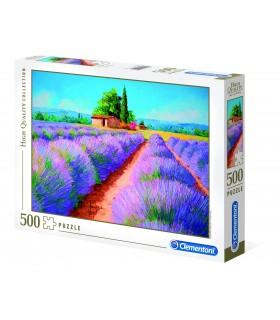 Puzzle Clementoni Collection 500 pz. Lavander