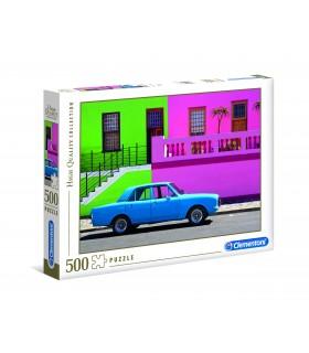 Puzzle Clementoni Collection 500 pz. The Blu Car