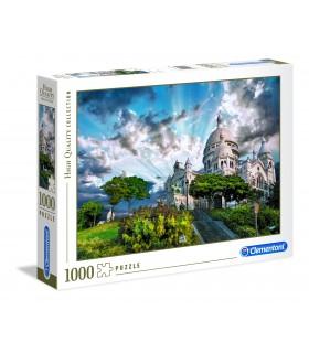 Puzzle Clementoni Collection 1000 pz. Montmartre