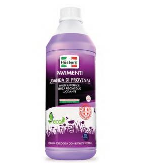 Detergente Pavimenti Lavanda di Provenza Hesteril Igienizzante e Antibatterico da 500ml