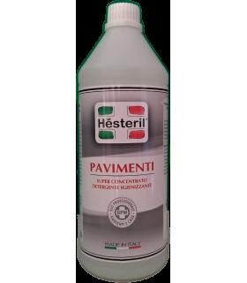 Detergente Pavimenti Super Concentrato Hesteril Igienizzante