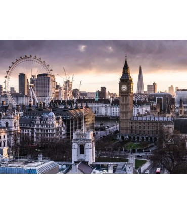 Puzzle Ravensburger 70x50 cm. 1000 pz. London