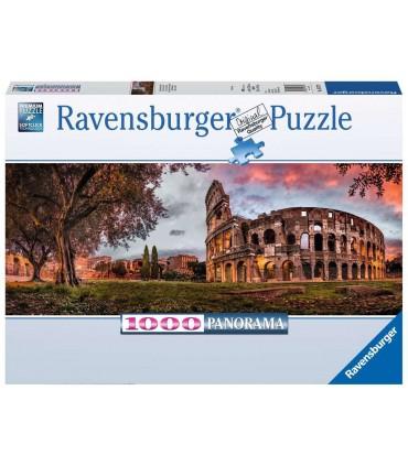Puzzle Ravensburger 70x50 cm. 1000 pz. Colosseo al Tramonto