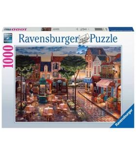 Puzzle Ravensburger 70x50 cm. 1000 pz. Pennellate di Parigi