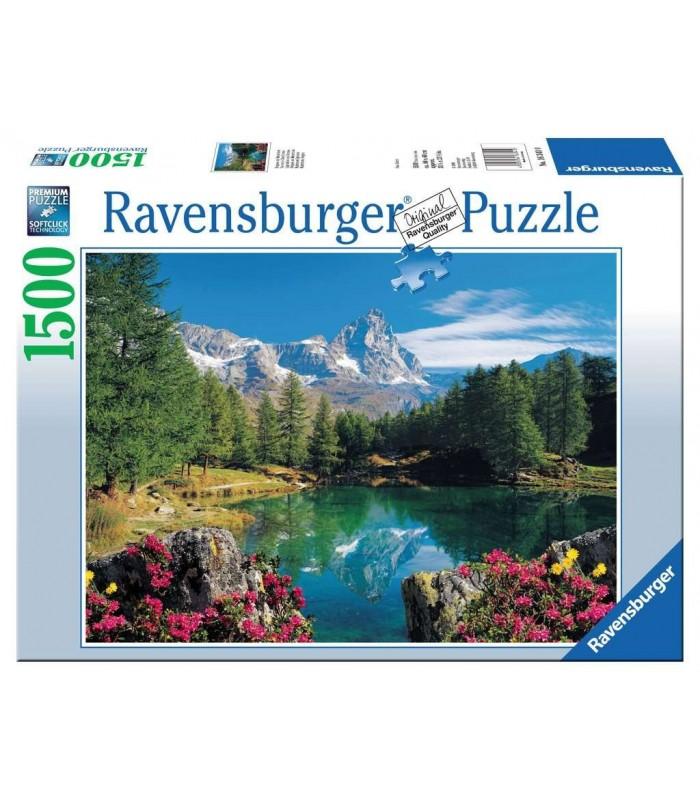 Puzzle Ravensburger 80x60 cm. 1500 pz. Cervino