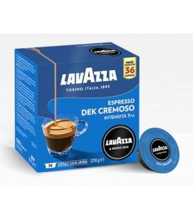 Capsule Lavazza A Modo Mio Espresso Dek Cremoso conf. da 16 capsule