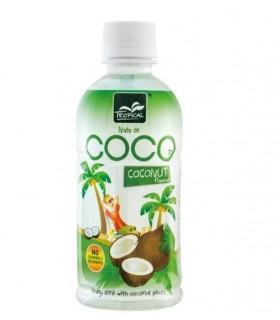 BEVANDA TROPICAL COCONUT A BASE DI NOCE DI COCCO BOTTIGLIA DA 320 ml