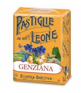 PASTIGLIE LEONE GENZIANA IN SCATOLETTA DA 30G CONF. 18 PZ.