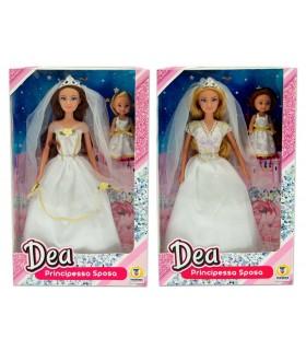 Bambola Wedding H.29 cm Disponibile in 2 modelli