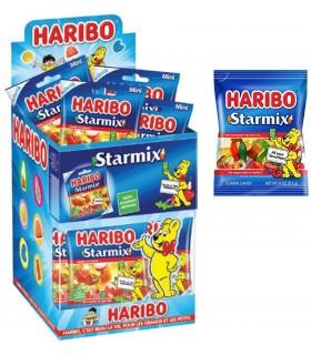 HARIBO STARMIX 40 GR. ESPOSITORE DA 30 BUSTINE