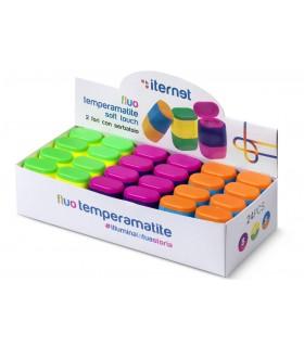Temperamatita in Plastica 2 Fori con Serbatoio