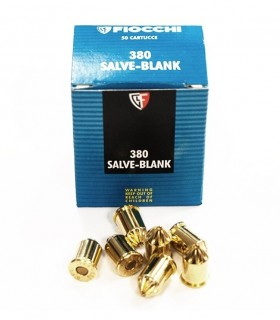 Caricatore a Salve Fiocci Calibro 38 mm per Pistole a Salve 50 pz.