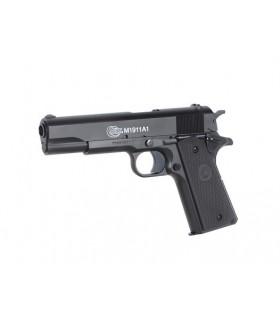 Pistola ad Aria Compressa Colt 1911 Calibro 6 mm Caricatore in ABS
