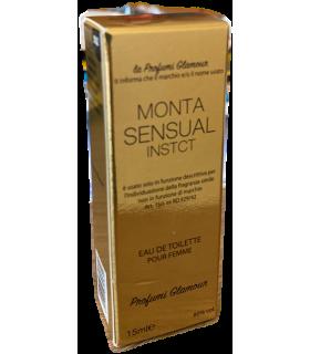 Profumo Glamour Ispirato a Montale Sensual Instict da 15 ml N°582