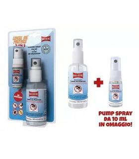 Kit Antizanzare Balistol con Lozione Spray 100ml + Lozione 10ml Omaggioo
