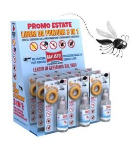 Kit Antizanzare Balistol con Lozione Spray 100ml + Bracciale omaggio