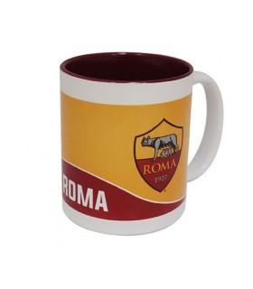 Tazza AS  Roma in Ceramica